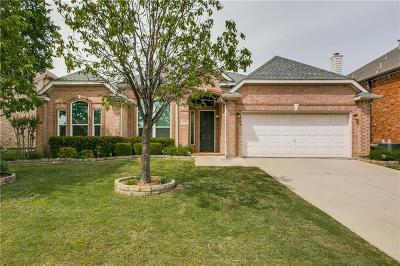 Flower Mound Single Family Home For Sale: 1816 Flatwood Drive