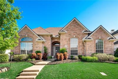 McKinney Single Family Home For Sale: 3011 Trailwood Drive
