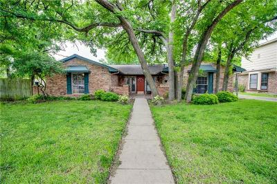 Garland Single Family Home For Sale: 4626 Lemon Tree Lane