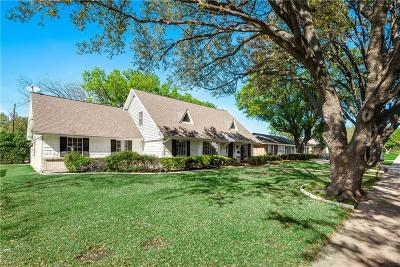 Farmers Branch Single Family Home For Sale: 3443 Bevann Drive