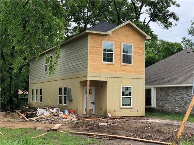 Dallas Single Family Home For Sale: 4224 Landrum Avenue