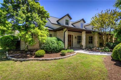 Aledo Single Family Home For Sale: 113 Trinity Bluffs Road