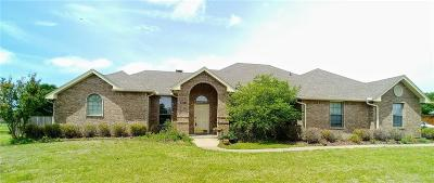 Waxahachie TX Single Family Home For Sale: $255,000