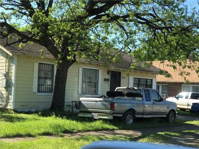 Dallas Single Family Home For Sale