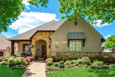 Colleyville Single Family Home For Sale: 105 Bartram Lane