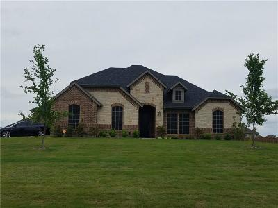 Waxahachie TX Single Family Home For Sale: $435,000