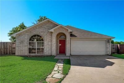 Grand Prairie Single Family Home For Sale: 112 Enchanted Court