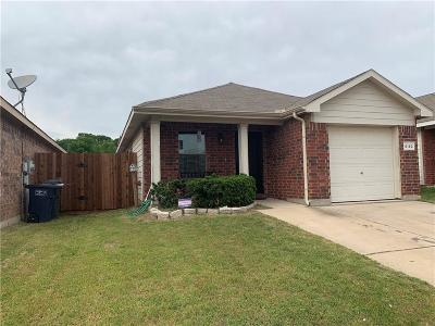 Fort Worth Single Family Home For Sale: 6160 River Pointe Drive