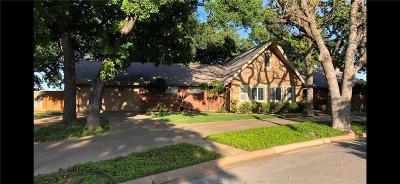 Mineral Wells Single Family Home For Sale: 300 NW 7th Avenue