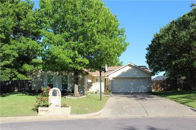 Fort Worth Single Family Home For Sale: 3704 Misty Court