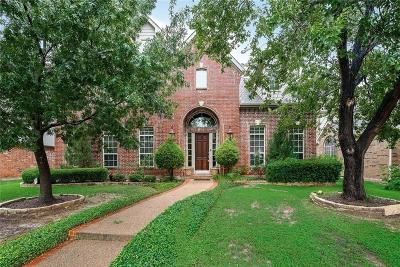 Denton County Single Family Home For Sale: 1869 Hathaway Lane