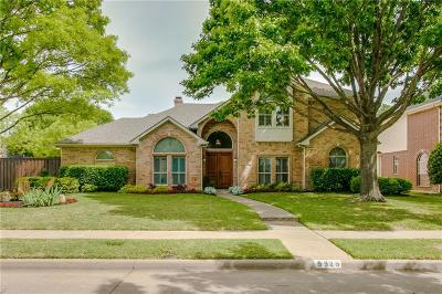 Plano Single Family Home For Sale: 5929 Edinburgh Drive