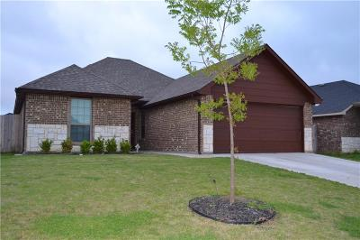 Ennis TX Single Family Home For Sale: $218,000