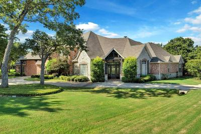 Flower Mound Single Family Home For Sale: 3005 River Bend Trail