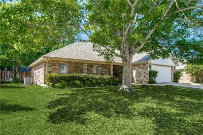 Lewisville Single Family Home For Sale: 518 Sides Court