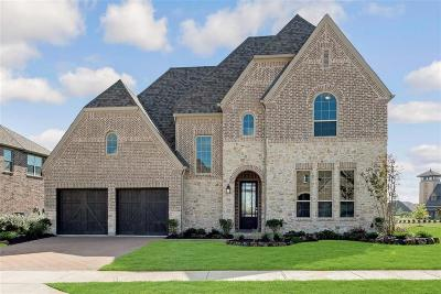 Prosper Single Family Home For Sale: 920 Windrock Lane