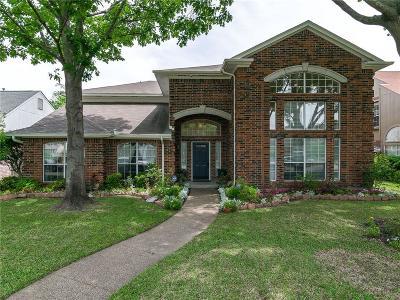 Rowlett Single Family Home Active Option Contract: 3906 Catalina Street