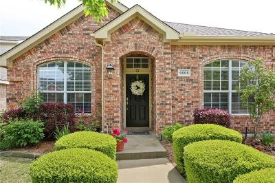 McKinney Single Family Home For Sale: 6005 Dark Forest Drive