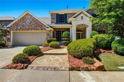 Sachse Single Family Home For Sale: 7517 Summit View Lane