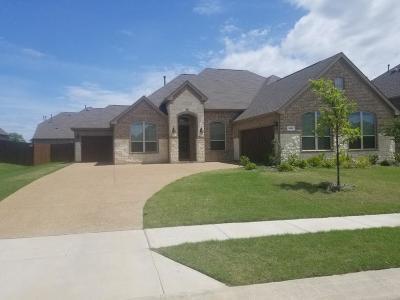 Rowlett Single Family Home For Sale: 9615 Edgeway Circle