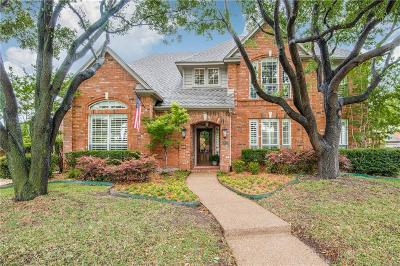 Plano Single Family Home For Sale: 6100 Aberdeen Drive