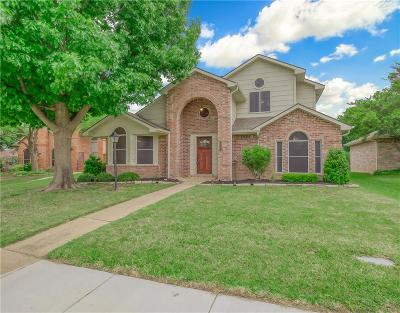 Flower Mound Single Family Home For Sale: 2116 Larkspur Street