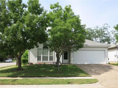 Denton Single Family Home For Sale: 2909 Penniman Road