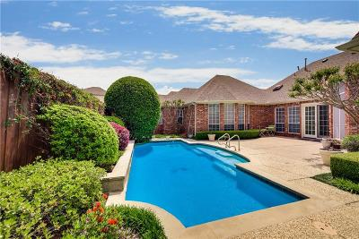 Plano Single Family Home For Sale: 4548 Crosstimber Drive