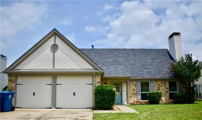Flower Mound Single Family Home For Sale: 5412 Buckner Court