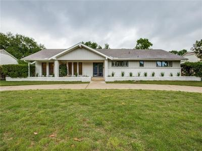 Single Family Home For Sale: 3767 Northaven Road