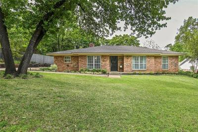 Grapevine Single Family Home For Sale: 2923 Ridgewood Drive