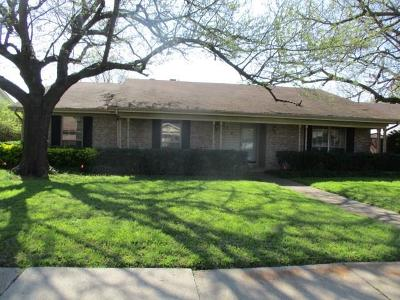 Mesquite Single Family Home For Sale: 2308 Anders Drive