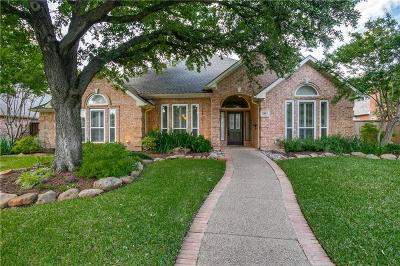Coppell Single Family Home For Sale: 288 Park Valley Drive