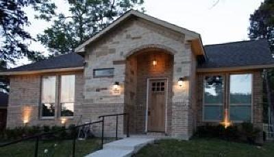 Dallas Single Family Home For Sale: 6436 Forest Knoll Trail