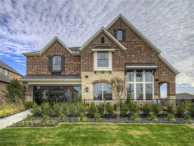 McKinney Single Family Home For Sale: 7608 Fossil Creek Trail
