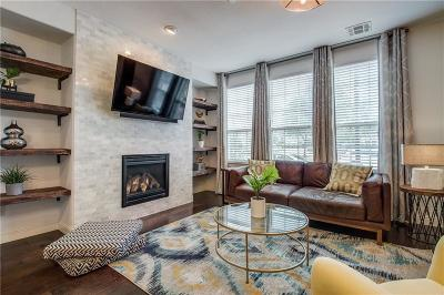 Plano Townhouse For Sale: 7924 Pam Street