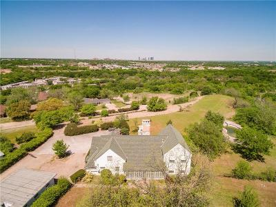 Fort Worth Single Family Home For Sale: 4445 Rolling Hills Drive