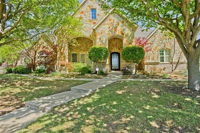 Colleyville Single Family Home For Sale: 6728 Zermatt Court