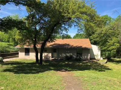 Azle Single Family Home For Sale: 449 Beverly Road