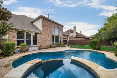 McKinney Single Family Home Active Contingent: 8317 Old Hickory Lane