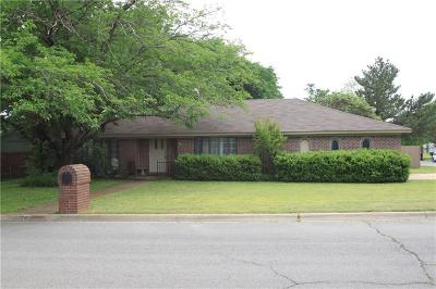 North Richland Hills Single Family Home For Sale: 7700 John Autry Road