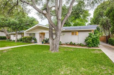 Single Family Home Active Contingent: 3612 Pallos Verdas Drive