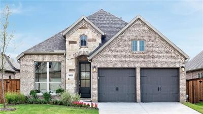 McKinney Single Family Home For Sale: 8608 Holliday Creek Way