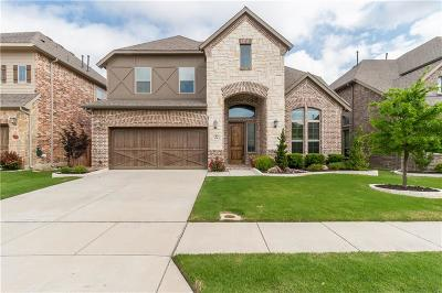 Coppell Single Family Home For Sale: 938 Snowshill Trail
