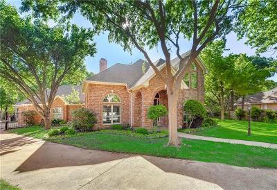 Keller Single Family Home For Sale: 1505 Rush Creek Court