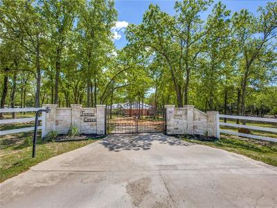 Cooke County Single Family Home For Sale: 964 County Road 2114