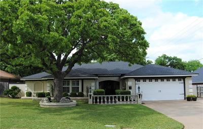 Hurst Single Family Home Active Contingent: 116 Montreal Drive
