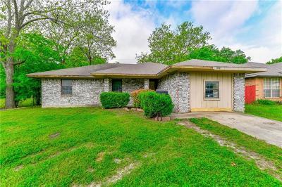 Kaufman Single Family Home For Sale: 1810 S Clay Street