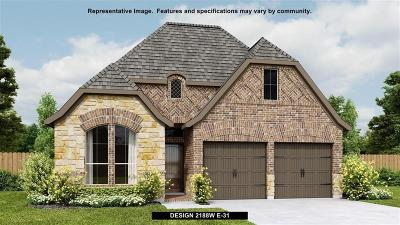 McKinney Single Family Home For Sale: 8616 Holliday Creek Way