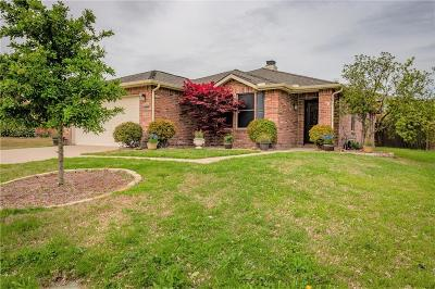Little Elm Single Family Home For Sale: 2624 Windy Point Court